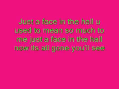 face in the hall-NBB lyrics