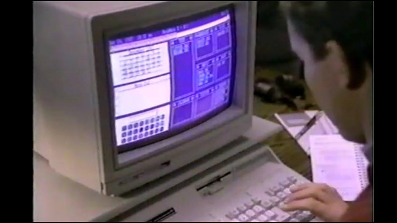 1987 radio shack tv commercial
