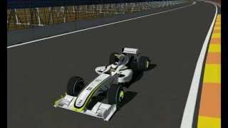 [F1C] (Mania 2009) Valencia Street Circuit by Brunnera
