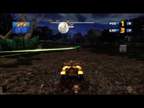 GameSpot Reviews - Sonic & Sega All-Stars Racing Video Review