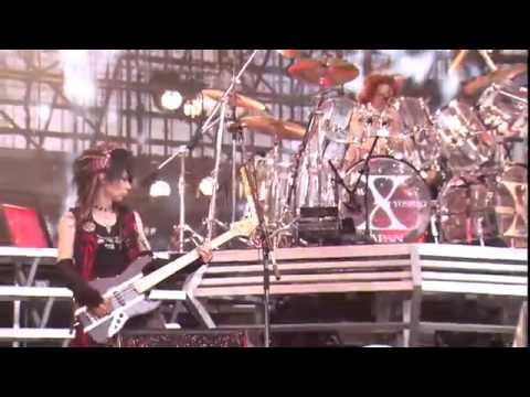 X JAPAN MIRACLE~JADE OPENING CONCERT IN YOKOHAMA.