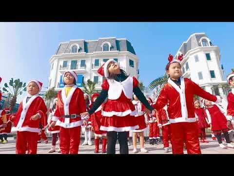 Merry Christmas 2018 | Trung Tâm Năng Khiếu Sky