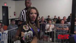 Mercedes KV (Sasha Banks) vs. Mistress Belmont vs. Barbie vs. Alexxis (Chaotic Wrestling WWE IMPACT)