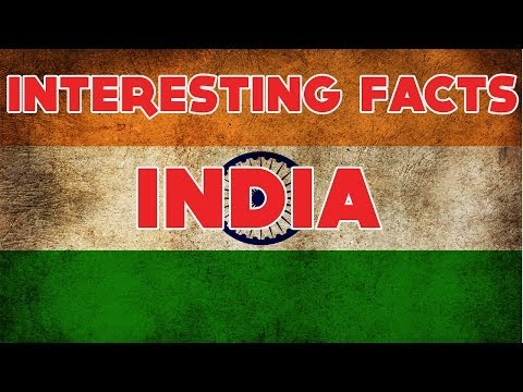 15 Mildly Interesting Facts About India