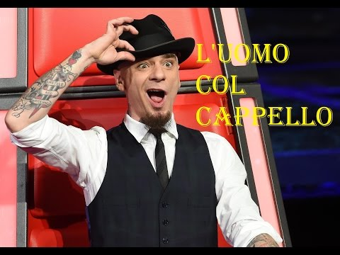 L'UOMO COL CAPPELLO (J-Ax official song with text)