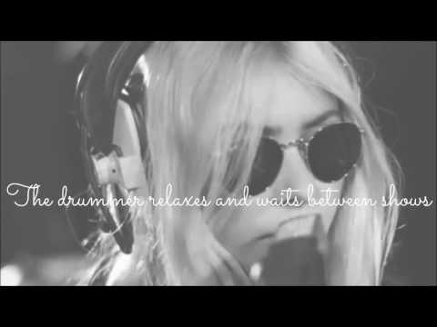 The Pretty Reckless  - Cinnamon Girl video with LYRICS
