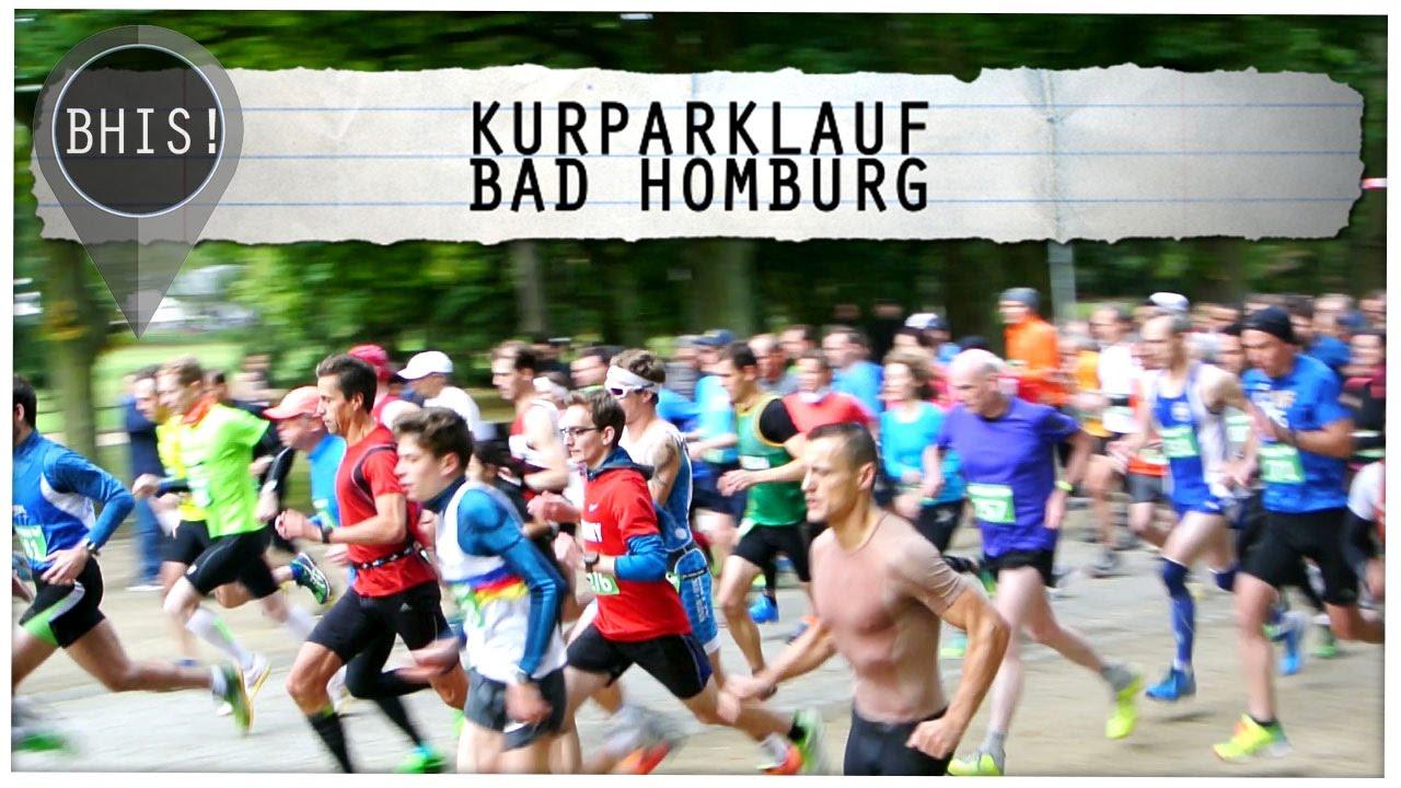 Kurparklauf Bad Homburg
