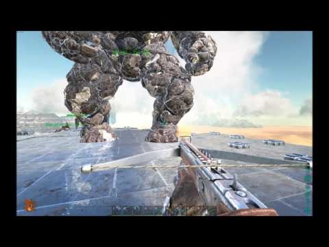 Ark Raiding/wiping Nooblets On Official SE 658
