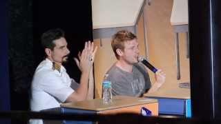 BSB Cruise 2013 - Are You Smarter Than A Backstreet Boys