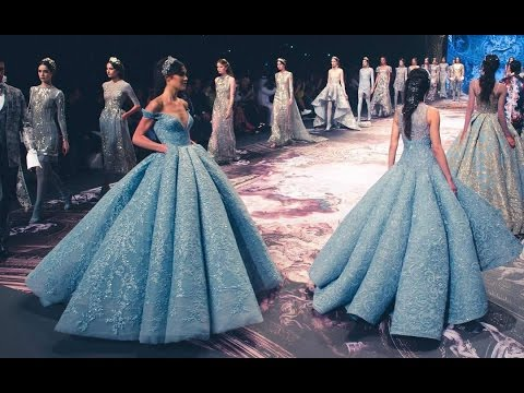 Michael cinco full show haute couture fashion for Haute couture wikipedia