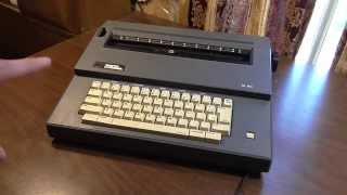 Smith Corona SL-80 1980