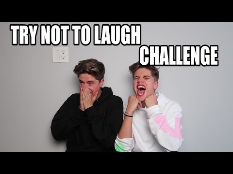 Thumbnail: TRY NOT TO LAUGH CHALLENGE (100% impossible)