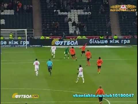 Шахтер - Арсенал 5 - 0