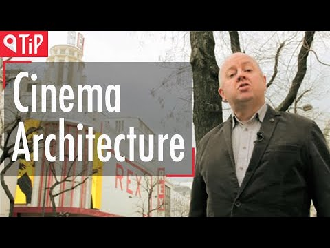 Travel in Paris 6: Cinema Architecture