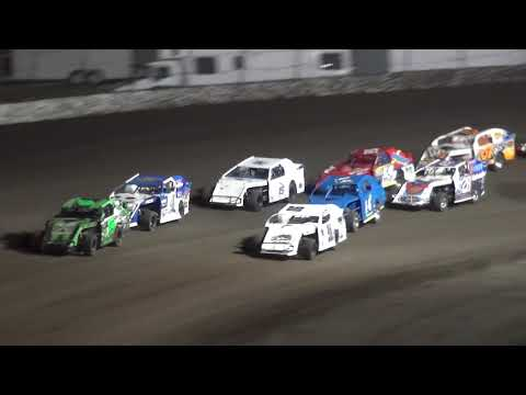 Lakeside Speedway Pure Stocks E-Mods   Grands Nationals A mains