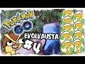 POKEMON GO #4 - EVOLVAUSTA, MUNIA & R.I.P PUHELIN!