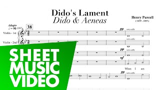 'Dido's Lament' Dido & Aeneas - H. Purcell - Dame Sarah Connolly