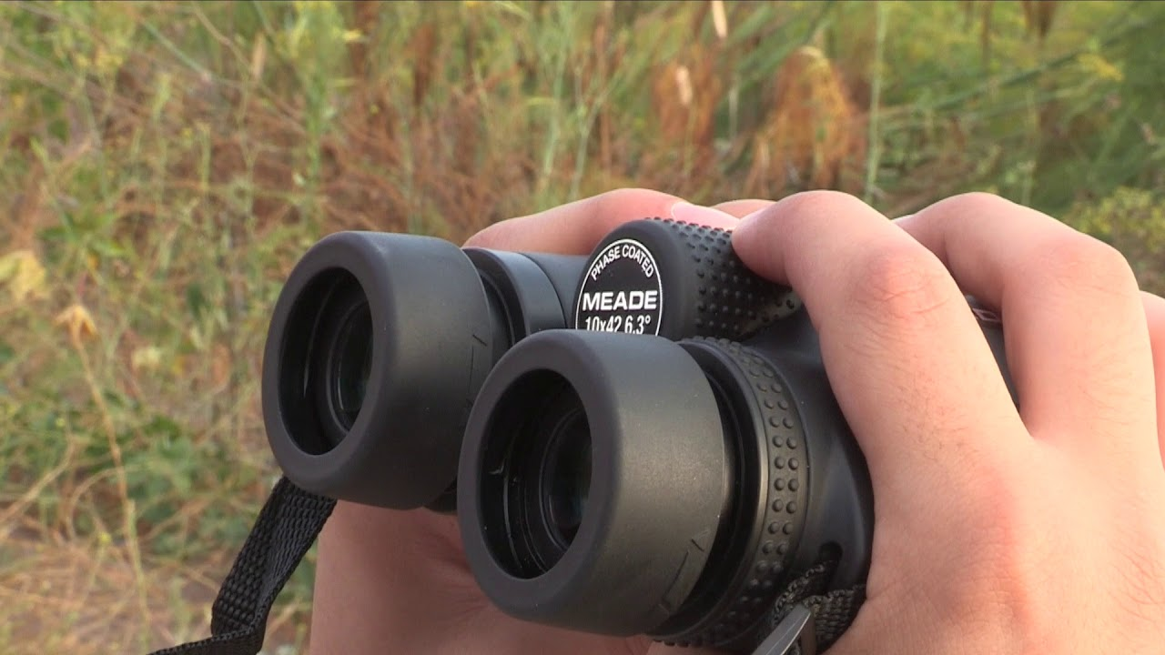 Meade prismáticos 10x32 Rainforest Pro