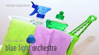 NON STOP instrumental music for house cleaning by blue light orchestra
