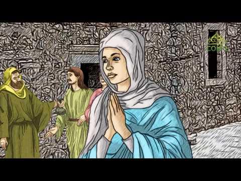 Благовещение пресвятой богородицы для детей мультфильм
