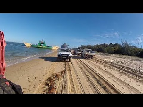 Fraser Island 2016 Go Pro