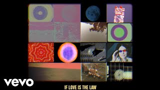 Noel Gallagher's High Flying Birds - If Love Is The Law (Official Lyric Video)