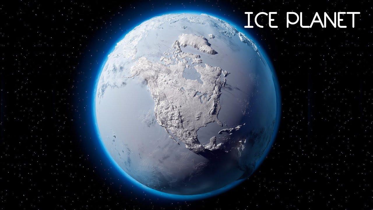 Ice Planet - Breathtaking Footage Of Earth's Wintry Side. 4K