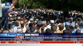 Shiites Protest Prolonged Detention Of Al-Zakzaky In Kano