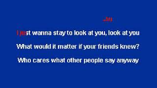 New Light - John Mayer - Karaoke