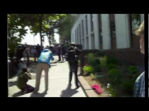 Mayday 2012 Phoenix Jones Courthouse