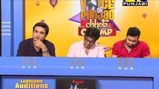 Voice Of Punjab Chhota Champ | Contestant Riwaz Khan | Ludhiana Auditions 2014
