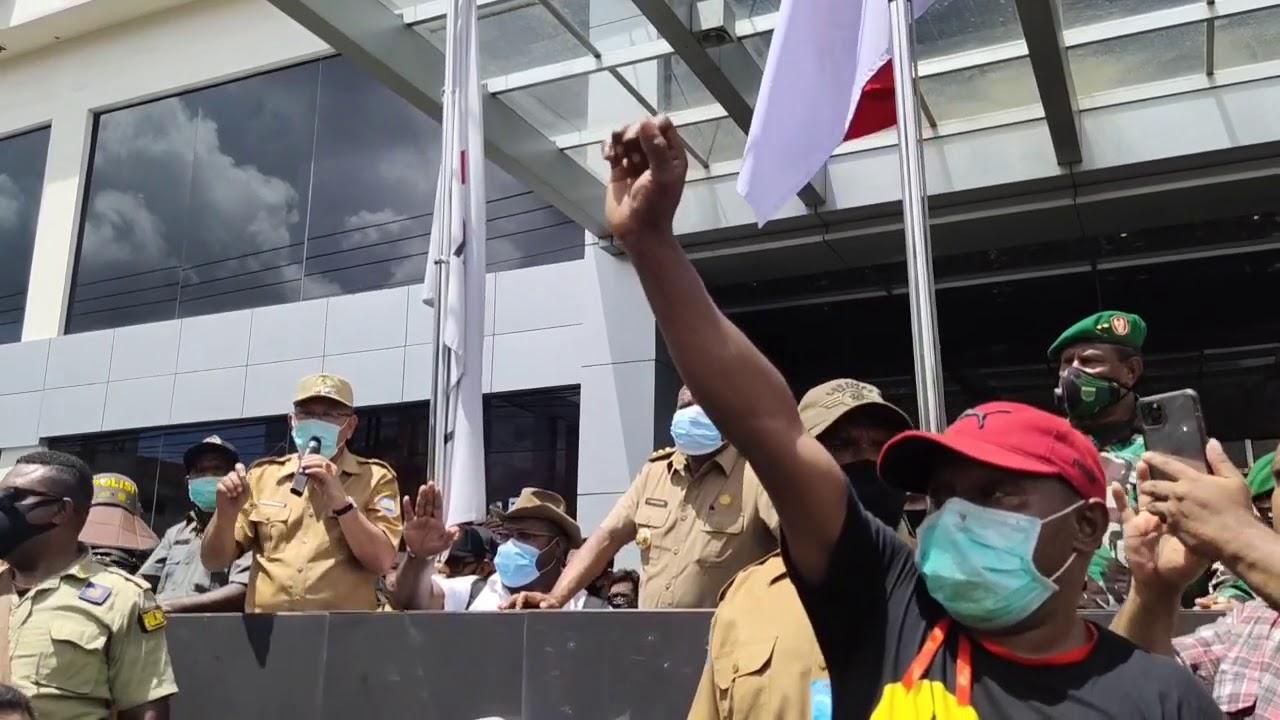 Penjelasan Plh Bupati Manokwari Soal Hasil CPNS 2018