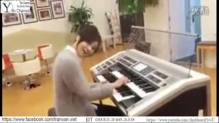 Cô Gái Đánh Đàn Piano Bài Tây Du Kí Gây Náo Loạn Thế Giới Tháng 6 2016