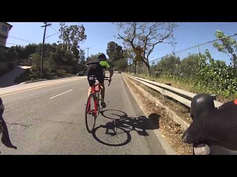 Decent:: Mandeville Canyon to Santa Monica