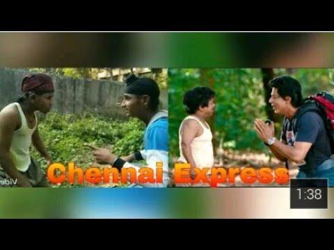 Chennai Express comedy  video by singh boys