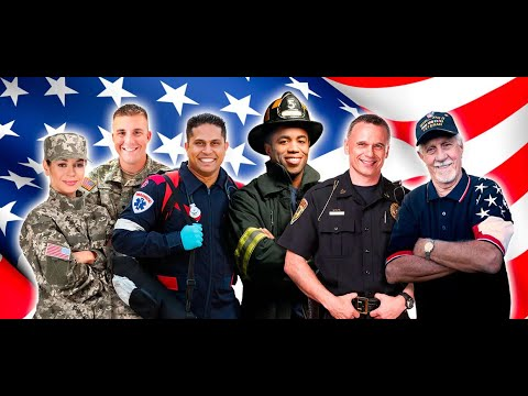 The Ones That Didn't Make It Back Home-Tribute To First Responders