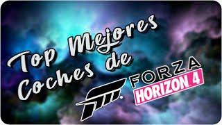 TOP 5 Mejores Coches de Forza Horizon 4 |