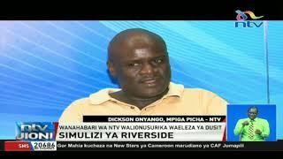 Simulizi ya Riverside: Wanahabari wa NTV walionusurika waeleza ya Dusit
