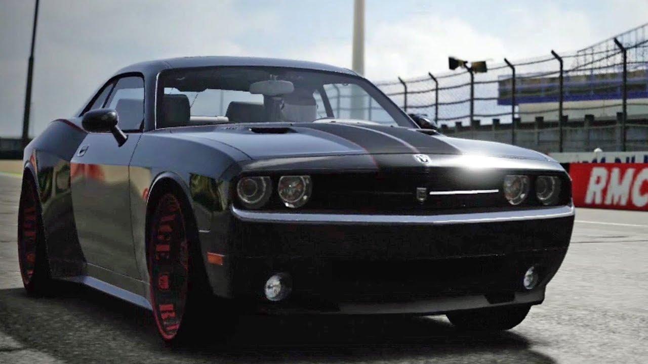 Forza Motorsport 4 - Dodge Quinton 'Rampage' Jackson ...
