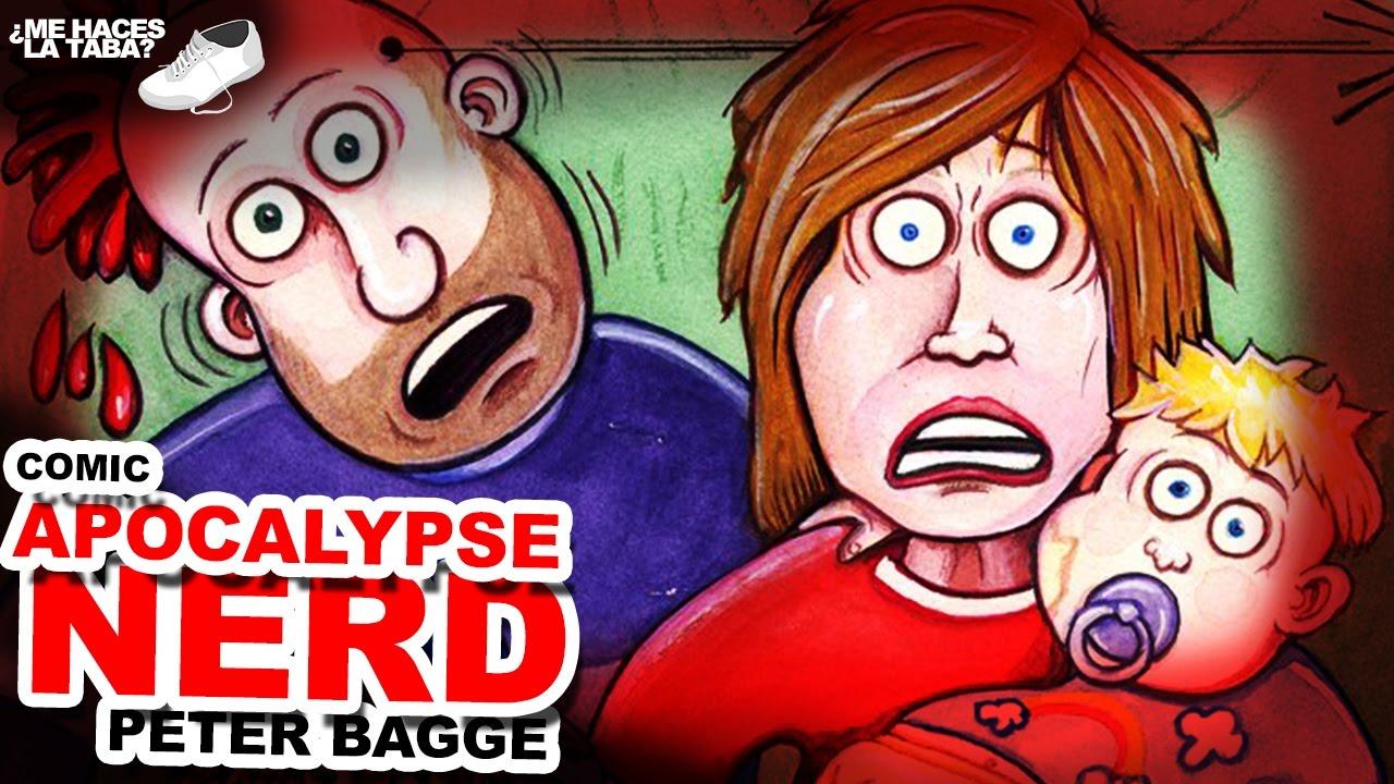 Download Apocalypse Nerd Review de Peter Bagge - Comic 21