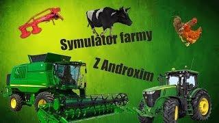 Symulator farmy 2011 Rolnik Androxi#9 Sianokosy Nowy kombajn Bizon Rekord