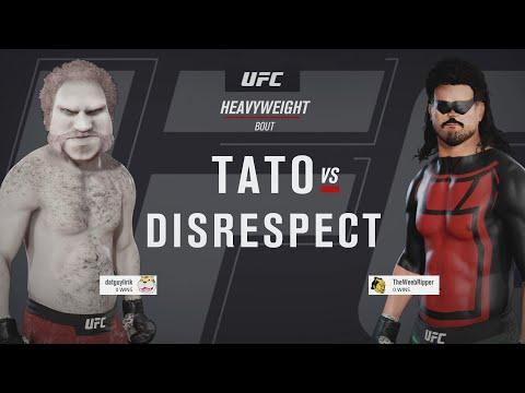 Lirik VS. DrDisrespect - Full Fight UFC 3