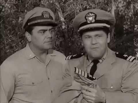 McHale's Navy   S03E20   McHale's Floating Laundromat