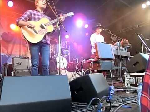 Jacco GardnerWageningen, Bevrijdingsfestival 5 mei 2013