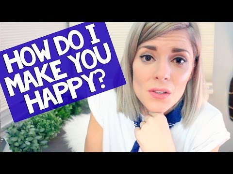 HOW DO I MAKE YOU HAPPY? // Grace Helbig