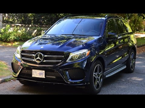 2016 Mercedes GLE Review