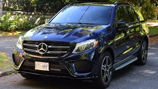 Mercedes GLE Review
