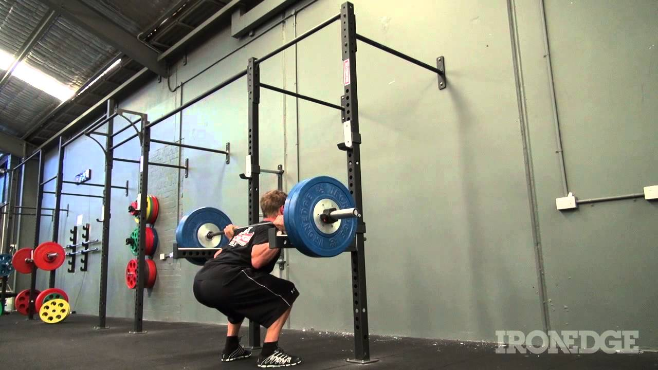 Crossfit garage hermesvilla the wall mounted matrix