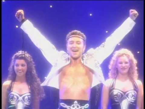 Michael Flatley - Lord of the dance finale - YouTube