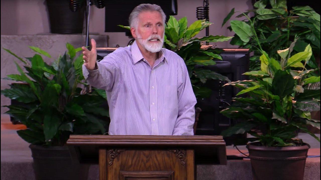 Seeking and Finding the Lord Pt 2 - Joe Sweet